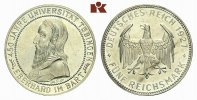 WEIMARER REPUBLIK 5 Reichsmark 1927 F. Pol...