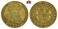 8 Escudos 1775 M-PJ, Madrid. SPANIEN Carlos III., 1759-1788. Attraktive... 1895,00 EUR