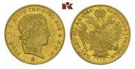 Dukat 1848 E, Karlsburg. KAISERREICH ÖSTERREICH Ferdinand I., 1835-1848... 475,00 EUR  zzgl. 5,90 EUR Versand