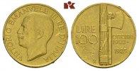 100 Lire 1923 R, Rom. ITALIEN Victor Emanuel III., 1900-1946. Randfehle... 1775,00 EUR kostenloser Versand