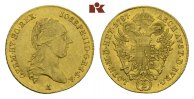 2 Dukaten 1787 A, Wien. RÖMISCH-DEUTSCHES REICH Josef II., 1765-1790. F... 975,00 EUR  zzgl. 5,90 EUR Versand