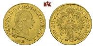 Dukat 1796 E, Karlsburg. RÖMISCH-DEUTSCHES REICH Franz II., 1792-1804. ... 975,00 EUR  zzgl. 5,90 EUR Versand