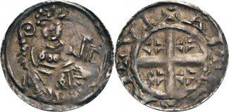 Köln, Reinald von Dassel (1159-1167) Pfenn...