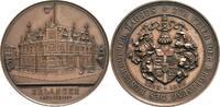 Bronze-Medaille 1889 Erlangen  ss+, fleckig, sehr selten  155,00 EUR  zzgl. 5,90 EUR Versand