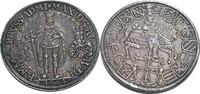Doppelter Reichstaler, Hall 1614 Habsburg Max (1585-1618) ss+, min. Ran... 1475,00 EUR kostenloser Versand