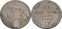 2/3 Taler, Harzgerode 1799 Anhalt-Bernburg Alexius Friedrich Christian ... 110,00 EUR  zzgl. 5,90 EUR Versand