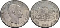 Taler 1862 Reuß, jüngere Linie Heinrich XVII., 1854-1867 fast St  425,00 EUR  zzgl. 5,90 EUR Versand