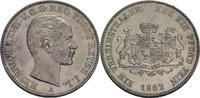 Vereinstaler 1862 Reuß, jüngere Linie Heinrich XVII., 1854-1867 vz/vz+,... 425,00 EUR  zzgl. 5,90 EUR Versand