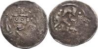 Denar o.J. Würzburg, Hochstift Albrecht II. von Hohenlohe, 1345(1350)-1... 40,00 EUR  zzgl. 5,90 EUR Versand