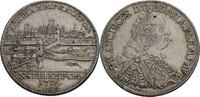 Konventionstaler 1756 Regensburg, Stadt  ss, kl. Kratzer, winz. Flecken  395,00 EUR  zzgl. 5,90 EUR Versand