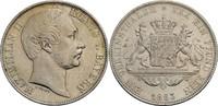 Vereinstaler 1863 Bayern Maximilian II., 1848-1864 fast vz/vz, winz. Ra... 95,00 EUR  zzgl. 5,90 EUR Versand
