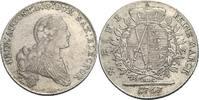 Konventionstaler, Dresden 1767 Sachsen, albertinische Linie Friedrich I... 245,00 EUR  zzgl. 5,90 EUR Versand
