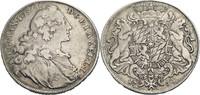 Konventions-Wappentaler 1760 Bayern Maximilian III. Joseph, 1745-1777 s... 110,00 EUR  zzgl. 5,90 EUR Versand