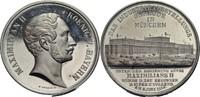 Zinnemdaille 1854 Bayern Mximilian II., 1848-1864 vz +, winz. Kratzer u... 35,00 EUR  zzgl. 5,90 EUR Versand