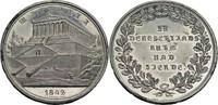 Zinnmedaille 1842 Bayern Ludwig I., 1825-1828 vz, Rs. min. Kratzer u. D... 35,00 EUR  zzgl. 5,90 EUR Versand