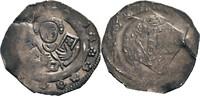 Pfennig um 1200 Regensburg, Bischöfliche Prägung Konrad III., 1186-1204... 90,00 EUR  zzgl. 5,90 EUR Versand