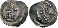 Pfennig um 1230/1240 Regensburg, Herzogliche Prägung Otto II., 1231-125... 65,00 EUR  zzgl. 5,90 EUR Versand