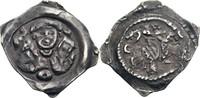 Pfennig um 1230/1240 Regensburg, Bischöfliche Prägung Siegfried, 1227-1... 55,00 EUR  zzgl. 5,90 EUR Versand