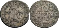 1/12 Taler (Doppelgroschen), Leipzig 1710 Sachsen Friedrich August I., ... 215,00 EUR  zzgl. 5,90 EUR Versand