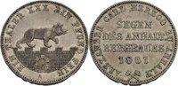 Ausbeute-Vereinstaler 1861 Anhalt Alexander Carl (1834-1863) ss +  80,00 EUR  zzgl. 5,90 EUR Versand
