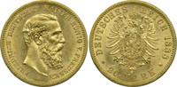 Deutschland Preussen 20 Mark Kaiser Friedrich III.