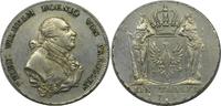 1 Taler 1793 A Brandenburg Preussen Friedrich Wilhelm II. vz+  385,00 EUR kostenloser Versand