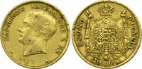 20 Lire 1811 M Italien Königreich Napoleon I. ss  339,00 EUR kostenloser Versand