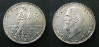 2 Lei 1912 Rumänien  stgl, kleiner Kratzer  45,00 EUR  zzgl. 4,00 EUR Versand