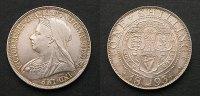 1 Schilling 1893 Großbritannien  fstgl  40,00 EUR  zzgl. 4,00 EUR Versand