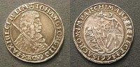 1/8 Taler 1661 CR Sachsen  ss-vzgl  160,00 EUR kostenloser Versand