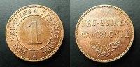 1 Pfennig  1894 Deutsch Neu Guinea  fstgl, kleiner Kratzer  170,00 EUR kostenloser Versand
