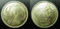 10 Öre 1894 Dänemark  vzgl  35,00 EUR
