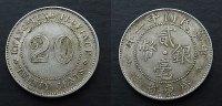 20 Cent 1920 China  ss  35,00 EUR  zzgl. 4,00 EUR Versand