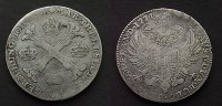 1 Kronentaler 1774 Habsburg  s  55,00 EUR  zzgl. 4,00 EUR Versand