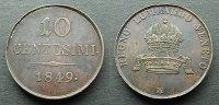 10 Centesimi 1849 Italien Lombardei und Venetien  vzgl kleine Rf.   175,00 EUR kostenloser Versand
