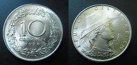 10 Groschen 1928 Österreich  stgl  55,00 EUR  zzgl. 4,00 EUR Versand