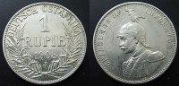 1 Rupie 1908 Deutsch Ostafrika  ss  65,00 EUR  zzgl. 4,00 EUR Versand