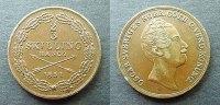 2/3 Skilling 1851 Schweden  vzgl  55,00 EUR  zzgl. 4,00 EUR Versand