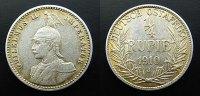 1/4 Rupie 1910 Deutsch Ostafrika  ss  60,00 EUR  zzgl. 4,00 EUR Versand