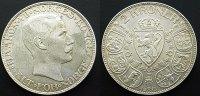 2 Kronor 1915 Norwegen  ss+  100,00 EUR  zzgl. 4,00 EUR Versand
