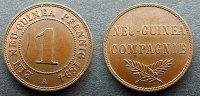 1 Pfennig  1894 Deutsch Neu Guinea  fstgl  155,00 EUR  zzgl. 4,00 EUR Versand