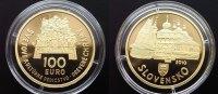 100 Euro 2010 Slowakei  PP  450,00 EUR  zzgl. 4,00 EUR Versand