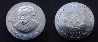 20 Mark Kant 1974 DDR  stgl  65,00 EUR  zzgl. 4,00 EUR Versand