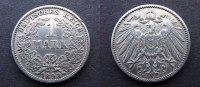 1 Mark 1893 E Deutsches Reich  ss  35,00 EUR  zzgl. 4,00 EUR Versand