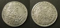 1/2 Taler 1703 KB Habsburg  vzgl+, winzige Hksp.   165,00 EUR kostenloser Versand