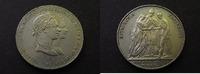 1 Gulden 1854 Österreich   vzgl, Kr.   80,00 EUR