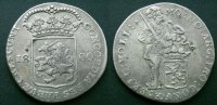 Silberdukat 1800 Niederland  ss very fine  195,00 EUR kostenloser Versand