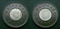 1 Penny Model Probe ohne Jahr ca. 1830 Grossbritannien  vzgl+, EF+  150,00 EUR  zzgl. 4,00 EUR Versand