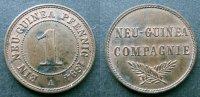 1 Pfennig 1894 Deutsch Neu Guinea  vzgl/stgl, etwas fleckig  165,00 EUR kostenloser Versand