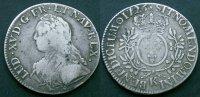1 Ecu 1726 K Frankreich  s-ss  50,00 EUR  zzgl. 4,00 EUR Versand